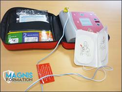 Defibrillateur Dae